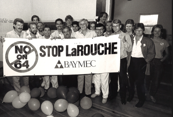 Gay History - November 4, 1986: California's Prop 64 To Quarantine People With AIDS Defeated