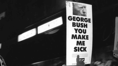 George H.W. Bush Is Dead: Not As Bad As Reagan But He Still Had AIDS Victim's Blood On His Hands - Video