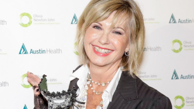 """Olivia Newton John to Fans: """"Rumors of my death have been greatly exaggerated"""" - Video"""