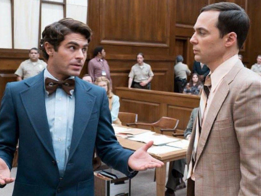 """Like it or not. The first trailer for Zac Efron's film """"Extremely Wicked, Shockingly Evil and Vile,"""" in which he plays serial killer Ted Bundy, is here."""