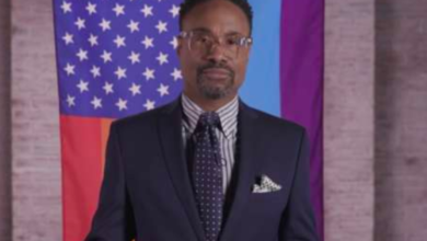 """Billy Porter Delivers LOGO's 'LGBT State of the Union"""", But Neglects to Mention LGBT Civil Rights"""