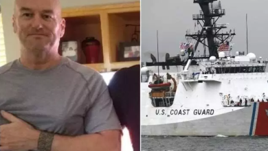 MAGA Coast Guard Officer Arrested For Terror Plot To Kill Top Dems and Celebrities.