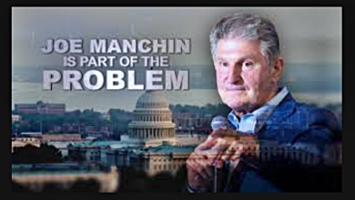 """Joe Manchin The Only Dem Congressman NOT Backing The Equality Act Says It Would Overrides """"Local Control"""""""