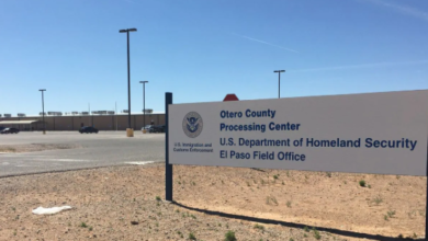 """Gay and Trans Migrants Claim """"Rampant Abuse"""" at New Mexico Detention Facility"""