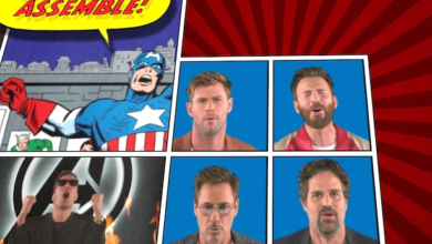 "#GayGeek - WATCH Avengers: Endgame Cast Sing ""We Didn't Start the Fire"" Marvel Lyrics [VIDEO]"