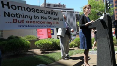 """Linda Harvey of Mission America: """"Democrat's Equality Act Opens The Door to Legalized Pedophilia."""""""
