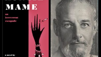 """Gay History - May 16, 1921: Edward Everett Tanner (aka Patrick Dennis) Author of """"Auntie Mame"""" Is Born"""