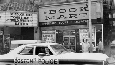 """Gay History - August 18, 1978: Boston Police Beat, Arrest 2 Gay Teens, State """"This is for Anita Bryant"""""""