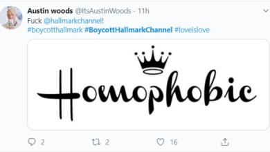 Hallmark Channel Faces Huge Backlash After Pulling Same Sex Wedding