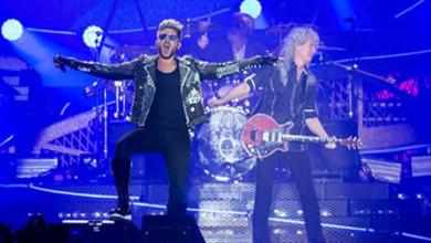 Happy New Year! - WATCH: QUEEN + Adam Lambert New Years Eve Concert -FULL VIDEO