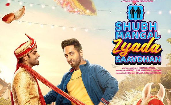 """WATCH: The Trailer for Bollywood's FIRST Gay Romantic Comedy """"Shubh Mangal Zyada Saavdhan"""""""