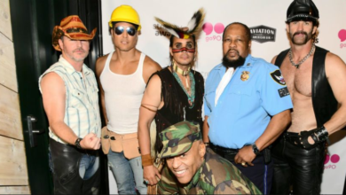 The VILLAGE PEOPLE Are Fine With Donald Trump Playing Gay Anthems 'YMCA,' and 'Macho Man'