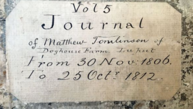200-Year-Old Diary Discovered in the UK Shows Surprising Acceptance of Homosexuality