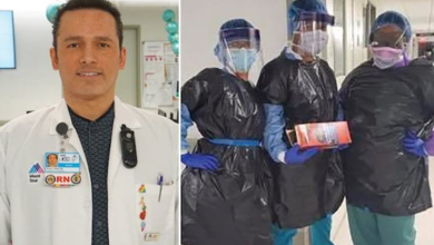 Gay NYC Nursing Manager at Mount Sinai Hospital Dies from Coronavirus Because of Lack of Personal Protective Equipment