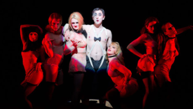 WATCH: The West End Production of CABARET (1993) Starring Alan Cummings and Jane Horrocks - FULL MUSICAL