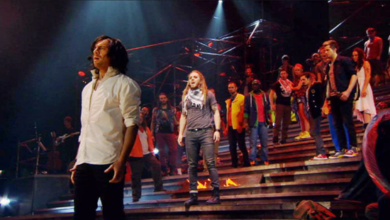 WATCH: Jesus Christ Superstar - LIVE ARENA TOUR (2018) - The Shows Must Go On - Stay Home #WithMe