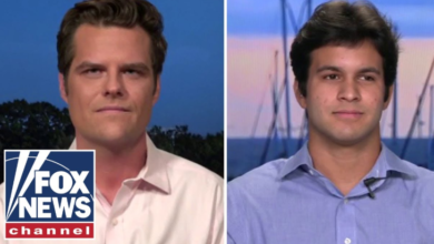 """Matt Gaetz: """"I'm not gay!"""" BTW Nestor Is Not Really My Adopted Son But I'm His Daddy"""