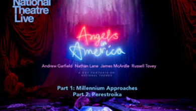 """WATCH: """"ANGELS IN AMERICA"""" National Theater/Broadway Cast Production - Full Play [Video]"""