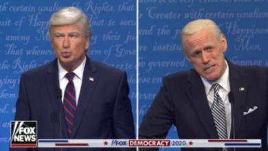 WATCH: SNL's First Debate Cold Open Starring: Alec Baldwin as Donald Trump and Jim Carey as Joe Biden [VIDEO]