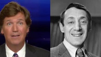 "In College Tucker Carlson Claimed To Belong To The ""Dan White Society"" Named For Harvey Milk's Killer"