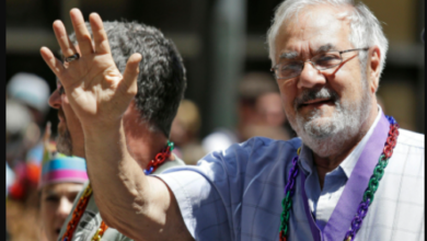 Barney Frank Rips HOP - NYC Pride to Shreds for Banning LGBT Police Officers From Marching