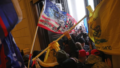 New York Times Releases Disturbing Multi-Point Minute-By-Minute Video Analysis Of The Trump/GOP Insurrection At The US Capitol [VIDEO]