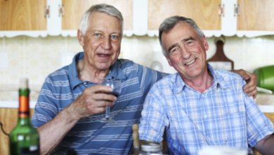 Older LGBT Americans Face Chronic Illness, Other Health Challenges Because of the COVID 19 Pandemic.