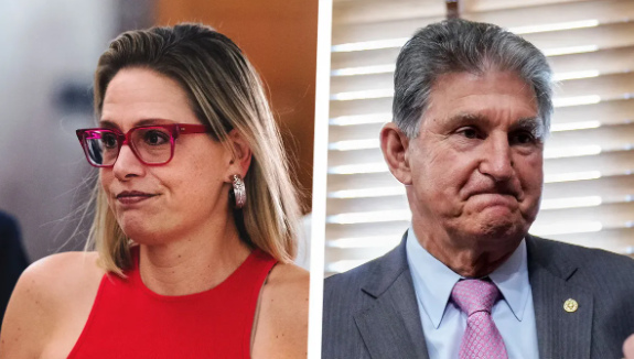 LGBT Hate Group Uses Manchin And Sinema to Raise Money AGAINST The Senate Filibuster Battle and The Equality Act